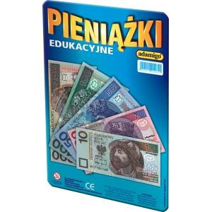 Pieniążki edukacyjne PLN