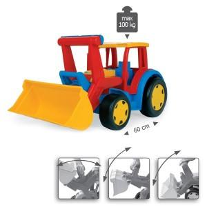 Traktor - Spychacz Gigant