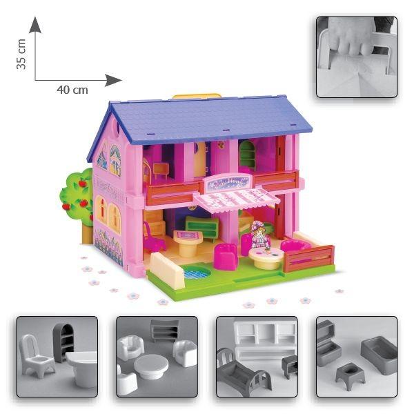 Domek Dla Lalek Play House Domki Sklep Internetowy