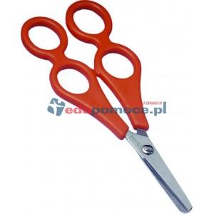 Nożyczki E -  zaokrąglone