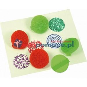 Bombki - stemple gumowe