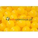 Worek piłek śr. 6 cm - żółte