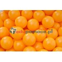 Worek piłek śr. 6 cm - pomarańczowe