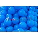 Worek piłer śr. 6 cm - niebieskie