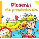 Piosenki dla przedszkolaka+CD