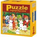 Puzzle logopedyczne Wacek, Dzidek, Anastazy - głoski s, z, c, ć,