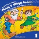Pląsy z długą brodą.Piosenki dla dzieci śpiewane od pokoleń - CD