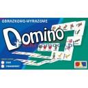 Domino obrazkowo-wyrazowe. Dom i transport