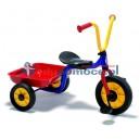 Rower trzykołowy II niebieski