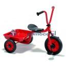 Rower trzykołowy II czerwony