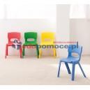 Krzesło WP 34cm czerwone
