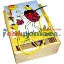 Mrówka Ferda - zestaw 4 przewlekanek