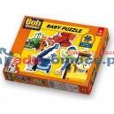 Baby Bob budowniczy - puzzle