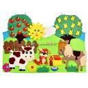 Makatka Zwierzęta na wsi