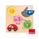 Baby Puzzle Kolory