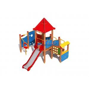 Zestaw Quadro 1254 (1254EPZ) - Place zabaw i urządzenia